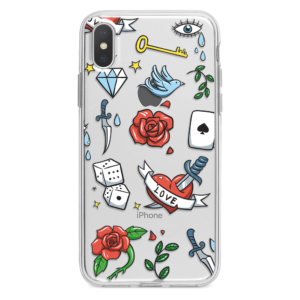 tattoo-doddle-iPhone-case